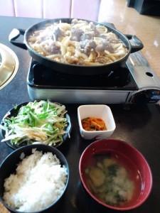 バラ焼き定食5