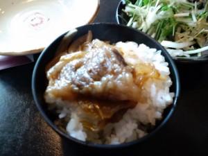 バラ焼き定食6